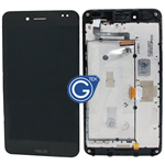 Asus PadFone 3 Infinity A80 Complete LCD with Digitizer and Frame in Black
