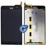 Asus ZenFone 6 (6 inch) Complete LCD with Digitizer in Black