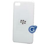 BlackBerry Z10 Battery Back Cover Original (White)