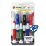 Baku BK-660 6pcs Precision Screwdriver set