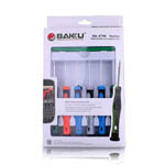Baku high quality 7pcs screwdriver,tool set BK-8700A