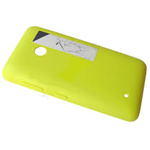 Battery cover Nokia Lumia 530 (Yellow)-02507L3
