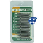 Best 900M-T-I Soldering tip 10PCS set Black