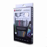 Baku high quality screwdriver tool set BK-6500d 9pcs set