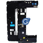 Blackberry Genuine Z10 D Cover Black