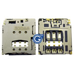 Blackberry Z30 Q5 Sim Card Reader