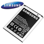 Genuine Samsung C5530, S3350, Corby 2, GT S3850 Corby Ch@t Battery - Part number: EB424255VU