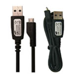 Samsung Micro USB Data Cable for Galaxy Note 2 N7100, Galaxy S3 I9300, Galaxy S I9000, Galaxy S2 I9100, Galaxy ACE S5830, Galaxy Mini S5570 ECC1DU0BBK