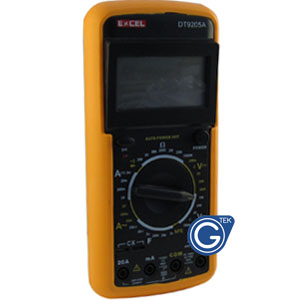Excel Digitial Multimeter