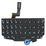 Blackberry Q3 Keypad with flex in black