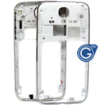 Samsung Galaxy S4 i9500 Center frame-D cover white