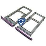 Samsung Galaxy S9 Plus G965F  Sim Tray Purple/Gray
