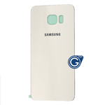Samsung Galaxy S6 Edge Plus SM-G928 Battery Cover in Gold