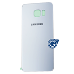 Samsung Galaxy S6 Edge Plus SM-G928 Battery Cover in Silver