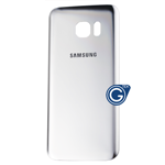 Samsung Galaxy S7 Edge SM-G935 Battery Cover in Silver