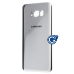 Samsung Galaxy S8 SM-G950 Battery Cover in Silver