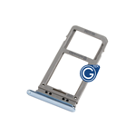 Samsung Galaxy S8 SM-G950F, S8 Plus SM-G955F Sim Holder in Blue