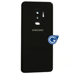 Samsung Galaxy S9 Plus SM-G965F Battery Cover in Black