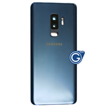 Samsung Galaxy S9 Plus SM-G965F Battery Cover in Blue