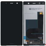 Genuine Sony Xperia XZ2 Premium Dual LCD and Touch Screen in Black - Part no 1310-6651
