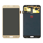 Genuine Samsung SM-J700 Galaxy J7 Complete Lcd with Digitizer in Gold- Samsung part no: GH97-17670B