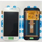 Genuine Samsung SM-J110 Galaxy J1 Ace lcd and touchpad in White - Part no: GH97-17843A