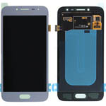 Genuine Samsung Galaxy J2 Pro 2018 (J250F) lcd and touch in Silver - Part no: GH97-21339B
