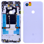 Genuine Google Pixel 3a XL ROW Purple Battery Cover - Part no: 20GB4PW0003