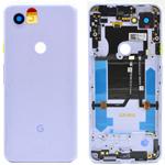 Genuine Google Pixel 3a ROW Purple Battery Cover - Part no: 20GS4PW0003
