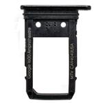 Genuine Google Pixel 3a Jet Black Sim Card Tray Holder - Part no: G690-10664-01