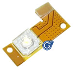 Genuine Nokia Lumia 625 Flashlight Module LED Flex - P/N:8003059