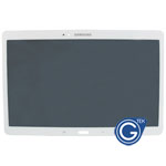 Samsung Galaxy Tab S 10.5 T800 T801 T805  Complete LCD with Digitzer in White