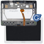 Genuine Samsung Galaxy Tab 2 P5100 P5110 P5113 Complete LCD with Frame in White