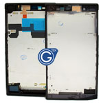 Genuine Sony XL39h Xperia Z Ultra centre board with top and bottom bezel in black