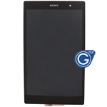 Genuine Sony Xperia Z3 Tablet Compact ,Xperia Tablet Z3 SGP621 Complete LCD with Digitizer in Black