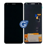 Google Pixel 3A XL Complete LCD and Digitizer in Black