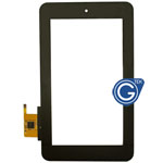 HP Slate 7 Digitizer Touchpad in Black