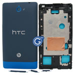 HTC 8S Complete Housing in Atlantic Blue
