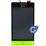 HTC 8S Complete LCD with digitizer in green