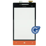 HTC 8S Digitizer in Orange