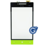 HTC 8S Digitizer in green