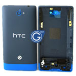 HTC 8S Rear Housing in Atlantic Blue