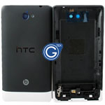 HTC 8S Housing Black