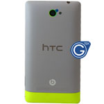 HTC 8S Housing High Rise Grey