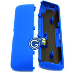 HTC 8S bottom back cover blue