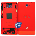HTC 8S housing red
