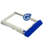 HTC 8X sim holder blue