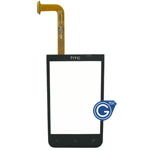 HTC Desire 200 Digitizer touchpad in Black