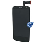 HTC Desire 500 Complete LCD with Digitizer in black