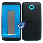 HTC Desire 601 Complete Housing in Black